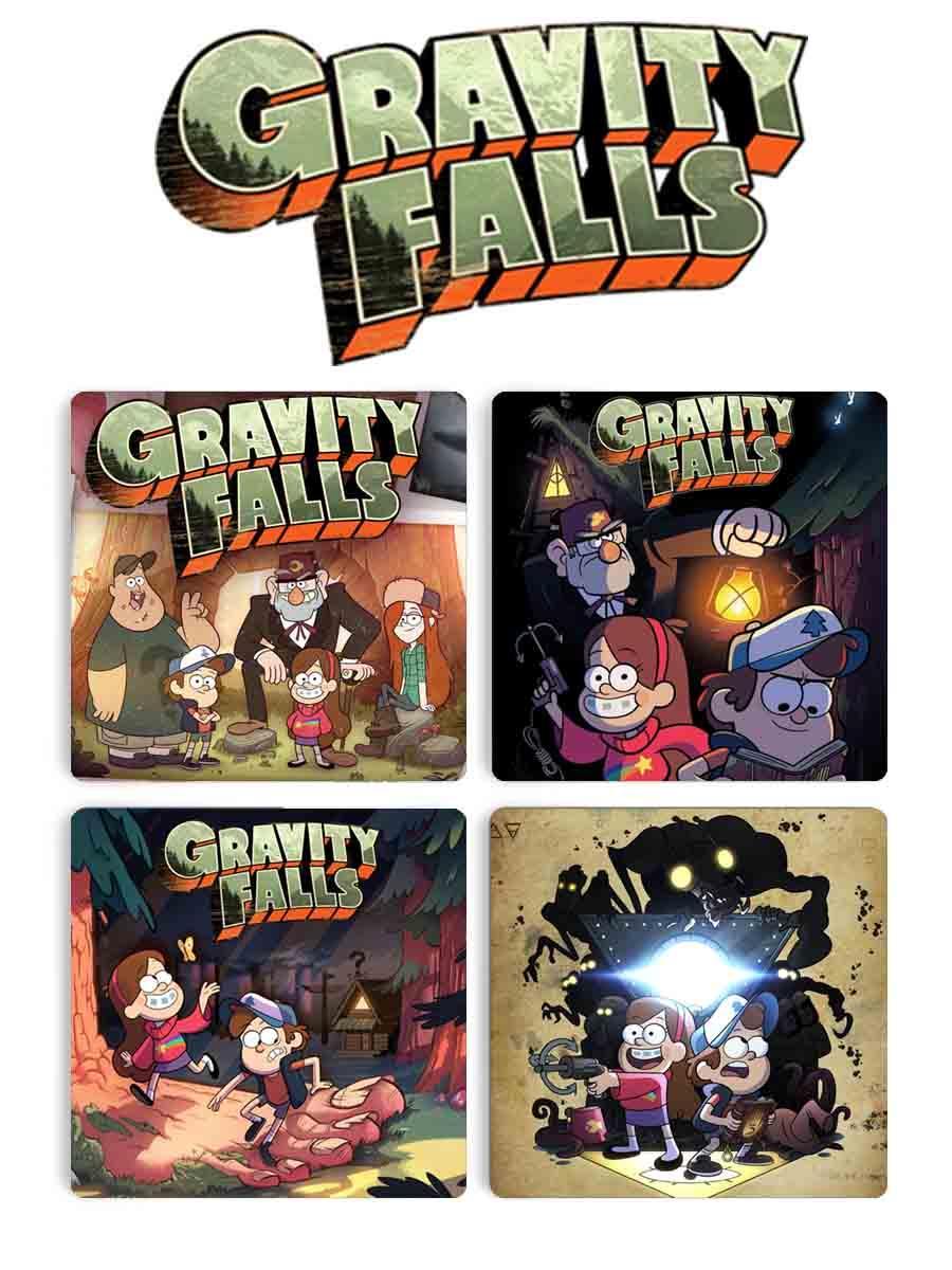 Костер Гравити Фолз / Gravity Falls