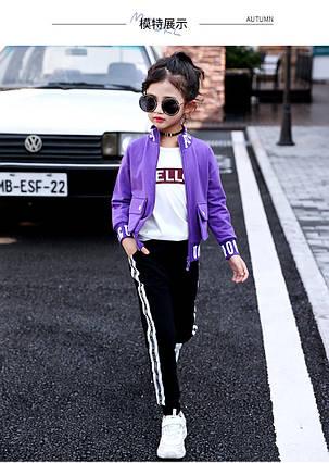 Костюм детский для девочки с карманами, фото 2