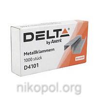 Скоба №10 Delta by Axent (D4101) для степлера