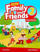 Family and Friends 2nd (second) Edition 2 Class Book (учебник 2-е/второе издание)