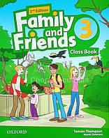 Family and Friends 2nd (second) Edition 3 Class Book (учебник 2-е/второе издание)
