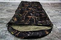 Тактический спальник + компрессионный мешок (-2/+15). Спальный мешок для похода весна и осень