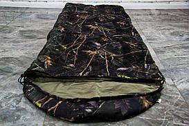 Тактический спальник + компрессионный мешок (-2/-7). Спальный мешок для похода весна и осень