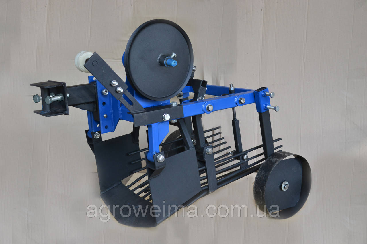 Картофелекопатель механизированный КМ-3