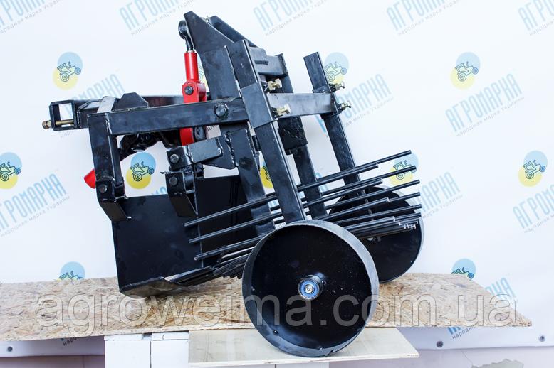 Картоплекопалка вібраційно-грохотная «Мотор Січ КВГ-1В»