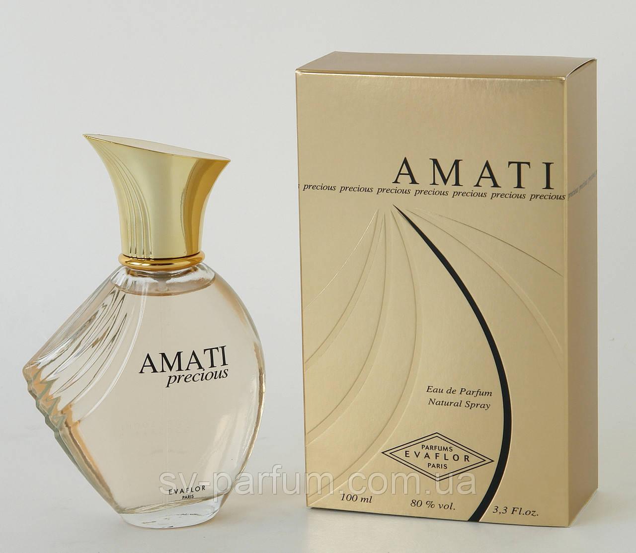 Туалетная вода женская Amati Precious 100ml