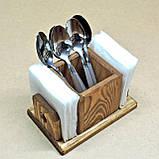 """Подставка для столовых приборов """"мускат"""", фото 8"""