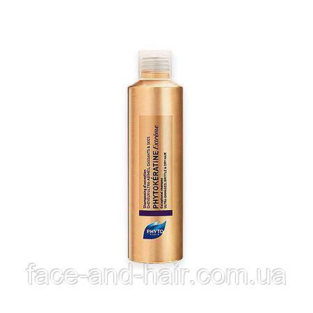 Шампунь восстанавливающий для поврежденных, ломких волос Фито Фитокератин PHYTO PHYTOKERATINE EXTREME 200 мл
