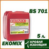 """Смесь EKOMIX """"Грунтовка Универсальная Супер BS 701"""", 5 л"""