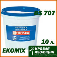 "Смесь EKOMIX ""Кварцевая грунтовка BS 707"", 10 л (13,5 кг)"