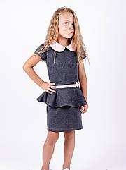 Платье школьное рост 116-140