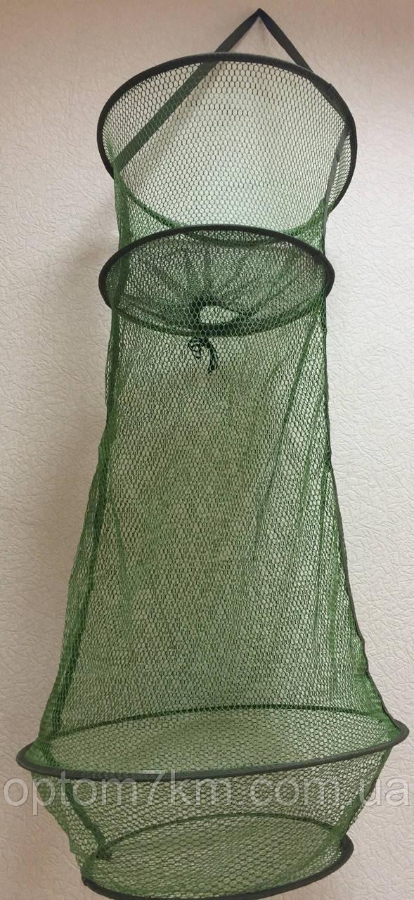 Садок прорезиненный 35*55 см