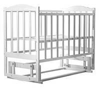 Детская кроватка Babyroom Зайчонок на маятнике