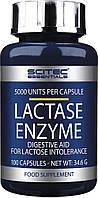 Lactase Enzyme 100 капсул - Scitec Nutrition