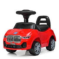 Детская каталка-толокар M 4122L-3 Красный Гарантия качества Быстрая доставка