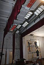 Монтаж и установка инфракрасных обогревателей, фото 2