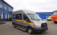 Автомобиль Ford Transit специальный для перевозки лиц с ограниченными возможностями (инвалидов-колясочников)