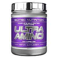 Аминокислоты Ultra Amino - Scitec Nutrition 200 капсул