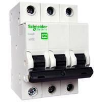 Автоматичний вимикач EZ9 3Р 40А С EZ9F34340 Schneider Electric