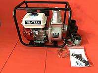 Мотопомпа WATERN WPS-30 бензинова для води
