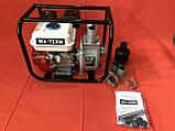 Мотопомпа WATERN WPS-30 бензинова для води, фото 2