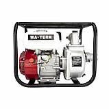 Мотопомпа WATERN WPS-30 бензинова для води, фото 4