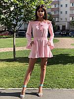 Женский трикотажный комбинезон Poliit 5184