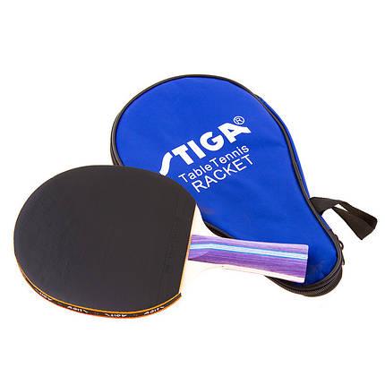 Ракетка для настольного тенниса Stiga Focus ST-204, фото 2