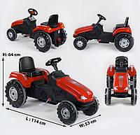 Трактор педальный 07-321 большой