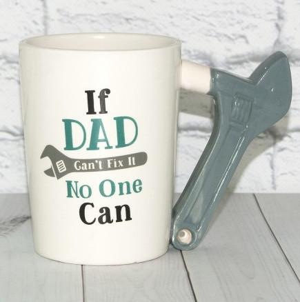 Чашка Разводной ключ (11х13х8.5см)