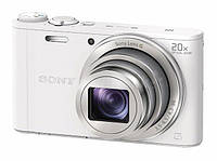 Sony Cyber-Shot DSC-WX350 Білий