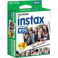Fuji Instax wide film 2 pack