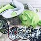 Ручной кухонный комбайн овощерезка Roto Champ, фото 2