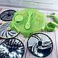 Ручной кухонный комбайн овощерезка Roto Champ, фото 3