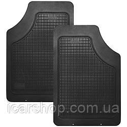 Комплект автомобильных ковриков Универсальные передние (2 шт) Akcent