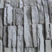 Профнастил Принтек под камень вертикальный