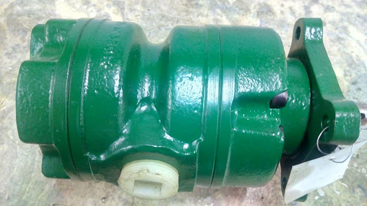 Насос пластинчатый (лопастной) двухпоточный 12БГ12-23М (габарит 1+1)