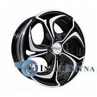 Диски литые  6.5x15 4x100 ET35 Sportmax Racing SR-L1235