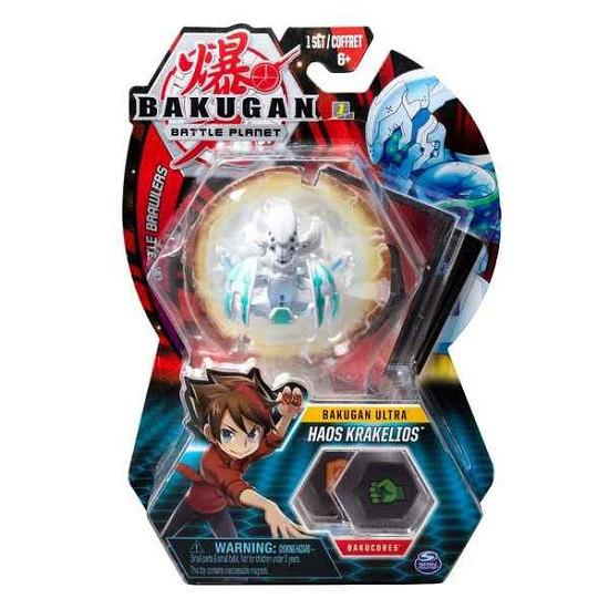 Bakugan.Battle planet бакуган: ультра Хаос Кракелиос (Haos Krakelios)