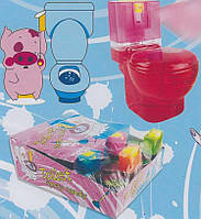 Vitaland Туалет спрей АСОРТІ рідка цукерка 60мл*12шт***