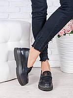 Туфли лоферы кожа Maxi 7002-28, фото 1