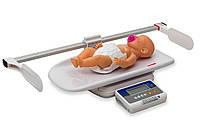 Весы Цертус медицинские с ростомером для взвешивания младенцев