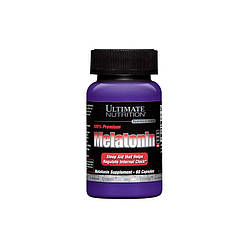 Диетическая добавка ULTN Melatonin 60