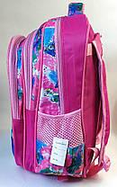 Школьный рюкзак для девочек Холодное сердце розовый, фото 2