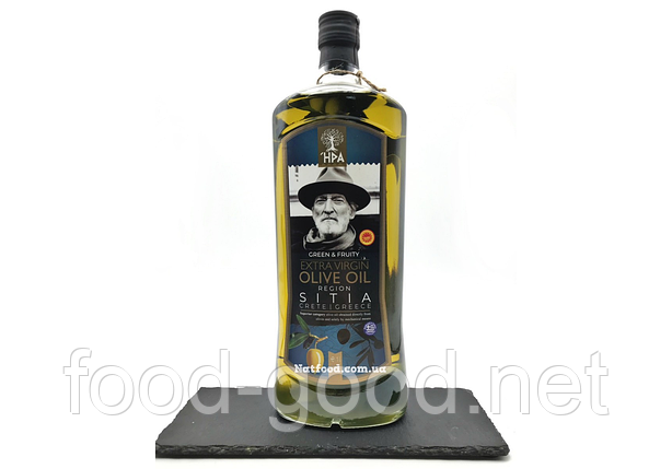 Оливковое масло HPA extra virgin olive oil region Sitia Греция, 1л, фото 2