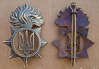 Беретный знак НГУ Нац. гвардия Украина