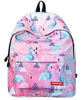 Рюкзак молодежный Flamingo Dance RT