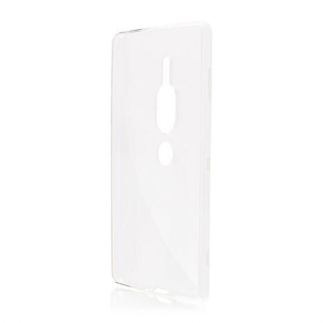 Силиконовый чехолдля Sony Xperia XZ2 Premium (H8166)