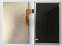 "Дисплей для планшета 7"" 30 pin, размер 164*97*3 мм, (1024*600), CPT7G30P-MIPI-W-WJS"