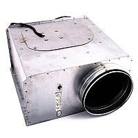 Канальный прямоугольный вентилятор для круглых каналов Турбовент ВКП-К-250